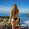 Sony A7 R RAW Photos of Bikini Swimsuit Model Goddess! Carl Zeiss Sony Sonnar T* FE 35mm f/2.8 ZA Lens! Malibu bluffs! Lightroom 5.3 !
