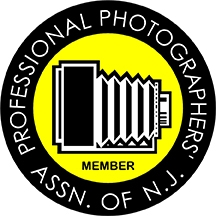 Proud member of the Professional Photographers Association of New Jersey