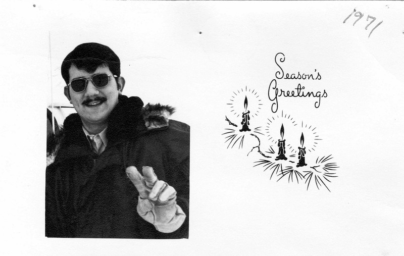 Gerry Schnell, christmas card 1971 600dpi199