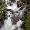 On a hike to Mendenhall Glacier, I captured this rushing stream with a slow (1/8 second) shutter speed.