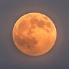 Shot the moon on July 11, 2014 in Toronto.