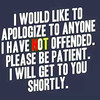 offended u