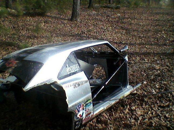 STOLEN RACE CAR ALERT UPDATE        VERY SAD       David Tatum