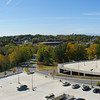 Panorama - View from Top of Grace Hospital Medical Office Building - Parking Deck