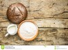 http://www.dreamstime.com/stock-image-loaf-bread-bakery-ingredients-copy-space-old-wooden-background-image46356021