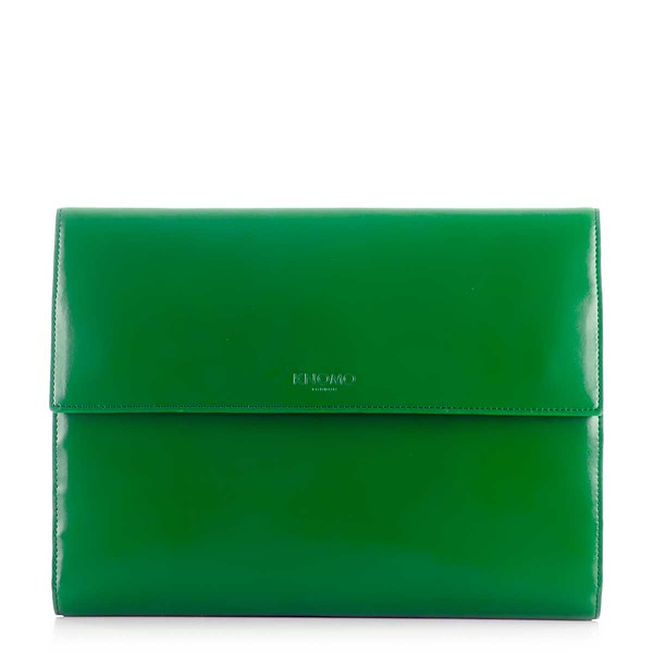 14-091-GRN Knomad Air Leather Green Soho