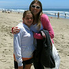 Mother Daughter.  Manresa State Beach.