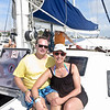 15-On the party boat to Isla Mujeres