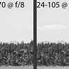 Canon 24-70 vs 24-105 @ 50mm f/8. This is extreme left edge. Both lenses are equal/fine on this edge.