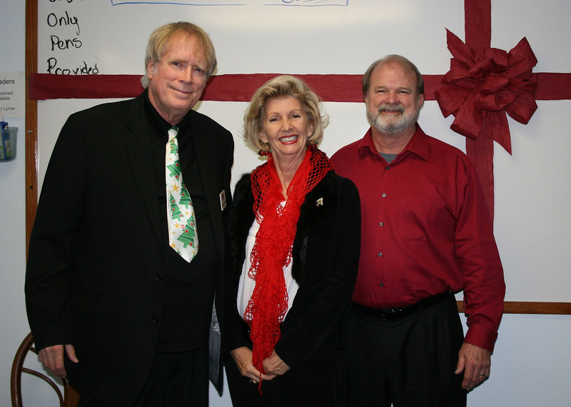 Doc, Jacinthe Daigle, & Mark Peterson