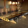 Bamboo Biplane Conference Table