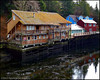 """CREEK STREET 1"",Ketchikan,Alaska,USA."