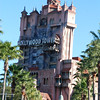 Jeremy, Camden, Claire and Mommy went on Tower of Terror.