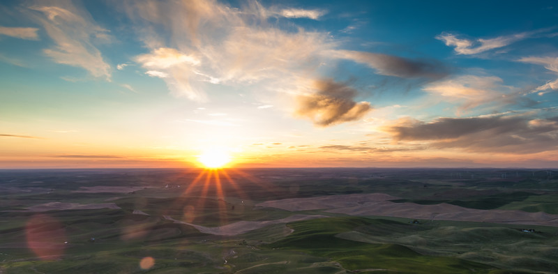 STEPTOE BUTTE WASHINGTON