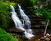 082914<br /> Erie Falls<br /> Ricketts Glen State Park<br /> Pennsylvania