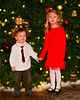 122114<br /> Izabella & Cameron<br /> Avenue Christmas Tree<br /> White Marsh, MD