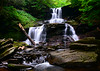 083014<br /> Tuscarora Falls<br /> Ricketts Glen State Park<br /> Pennsylvania