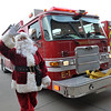 Donuts and Santa at Harrison Township Fire Department. DAVID DALTON—FOR THE MACOMB DAILY
