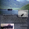 NOZAMA MARU, Kiska Island. Research vessel Egabrag III. Voyage to the Aleutian Islands, Alaska. September 27, 1987