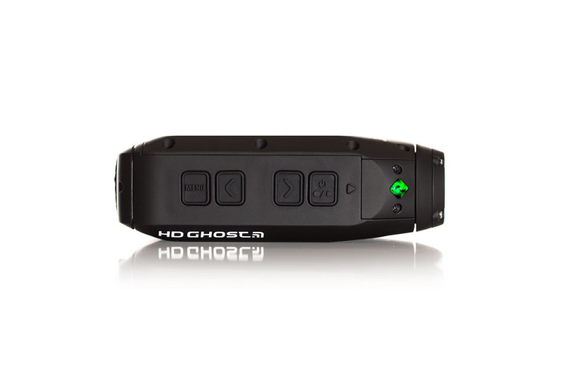 Ghost-top- -Green-LED
