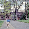 Patty Dunlop at Princeton University