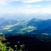 The view from Eagle's Nest - Germany-Austria - Sunday, Sept 7, 2014