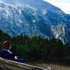 The Alps - The view from Eagle's Nest - Germany-Austria - Sunday, Sept 7, 2014