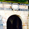 Entry tunnel - Eagle's Nest - Germany-Austria - Sunday, Sept 7, 2014