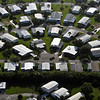 Aerial Photo Mobile Homes