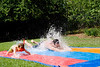 slip n slide with brian and troy