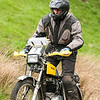 Andrew Craddock's BSA B40 on Coppy on the Ilkley trial, you can't beat a big british single