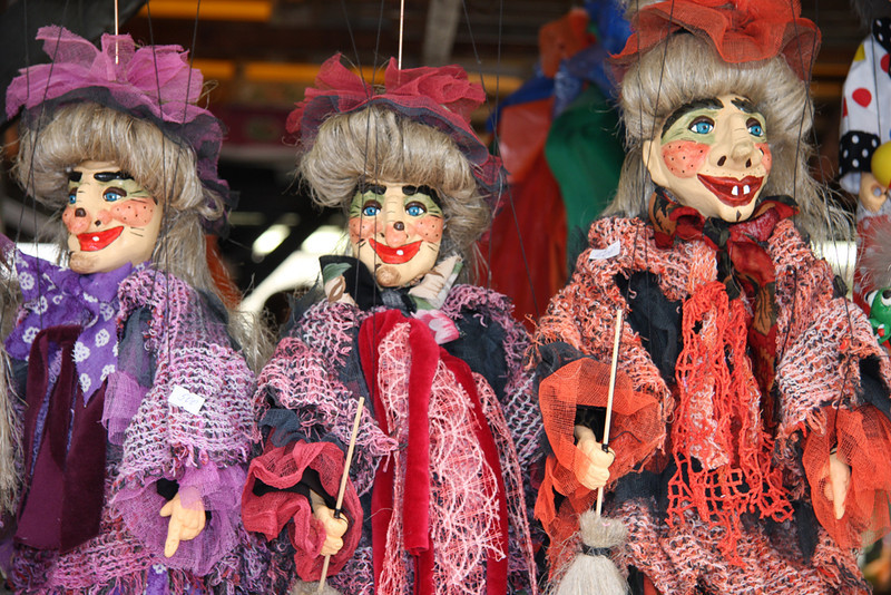 Prague Puppets, Czech Republic