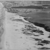 Historical photo of the Spit 1964, Federation Walk Coastal Reserve, Gold Coast, Queensland. Source: Sign at entrance to the walk.