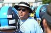 Coach Dick Beck speaks with players at North Penn High School football practice.   Monday,  August 11, 2014.   Photo by Geoff Patton