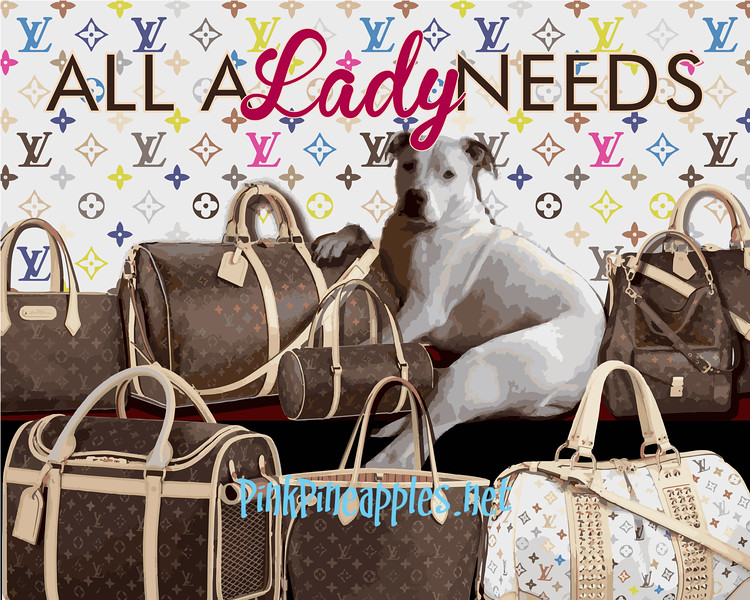 all a lady needs
