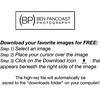 photo gallery download instructions