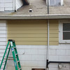Progress - Replacement Siding Installed and Primed