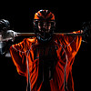 April 9, 2012 - Henrietta, NY - Captain of the RIT Tigers men's lacrosse team, Alex Crepinsek poses for a portrait for RIT SportsZone.