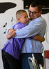 Father's Day, Salinas Valley State Prison