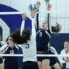 CCS Volleyball: Notre Dame vs. Presentation