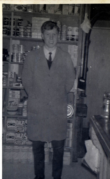 Christy Flood 6 Oct 65-Sheil's Shop ,Bagnelstown