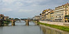 Arno River looking upstream