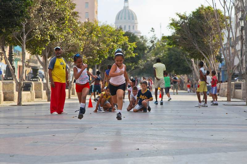 Little Runners, Havana