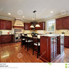 http://www.dreamstime.com/royalty-free-stock-photography-kitchen-cherry-wood-cabinetry-image12656827