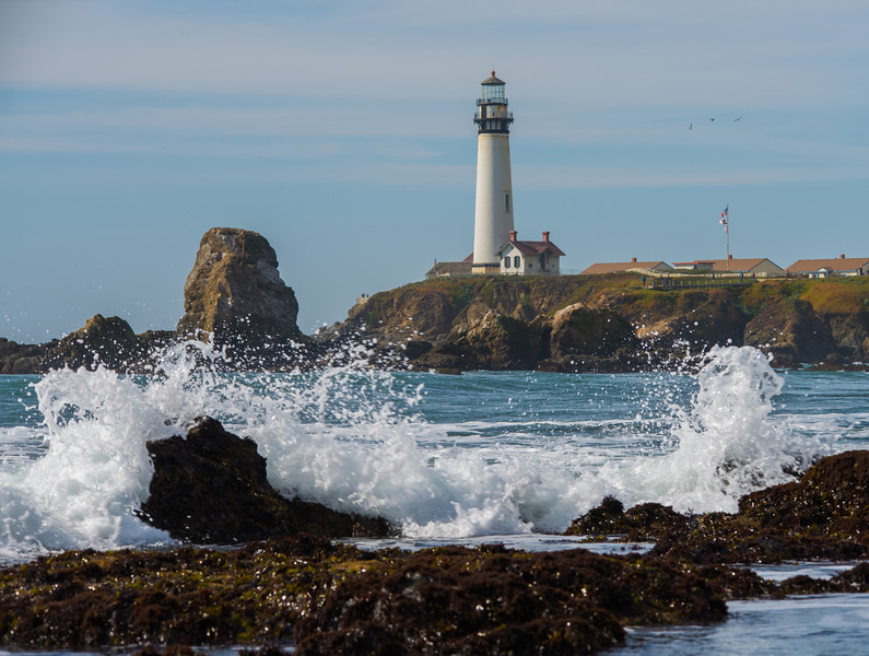 Piegon Point Light Station