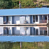 Nehalem river boathouse