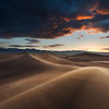 ©Marc Muench - Mesquite Valley Dunes, Death Valley National Park, California