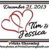 12-21-13 Tim and Jessica Logo