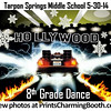 5-31-14 Tarpon Springs Middle School Hollywood, Back to Future, Snowflake Logo