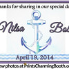 4-19-14 Nilsa and Bob Wedding Logo